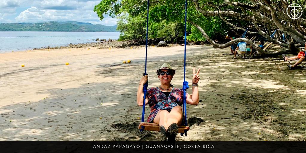 luxury hotels of Guanacaste: Andaz Papagayo