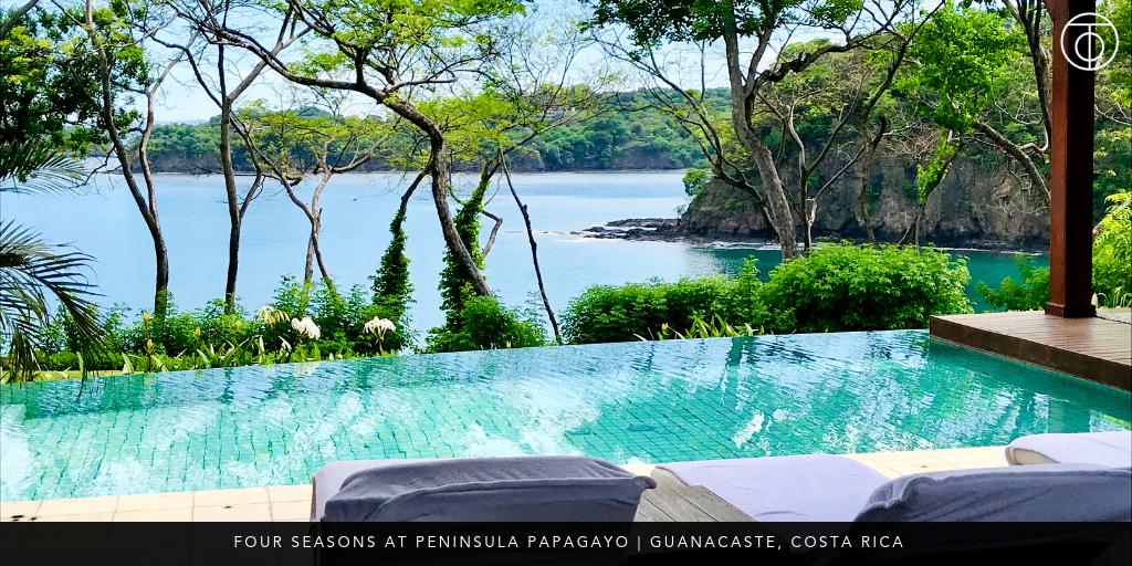 luxury hotels of Guanacaste: Four Seasons at Peninsula Papagayo