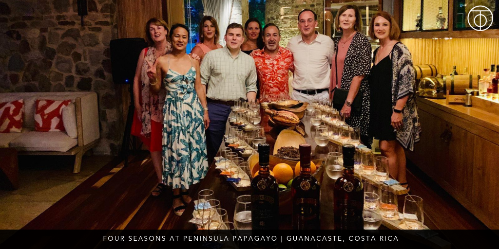 Four Seasons Costa Rica: Rum Tasting