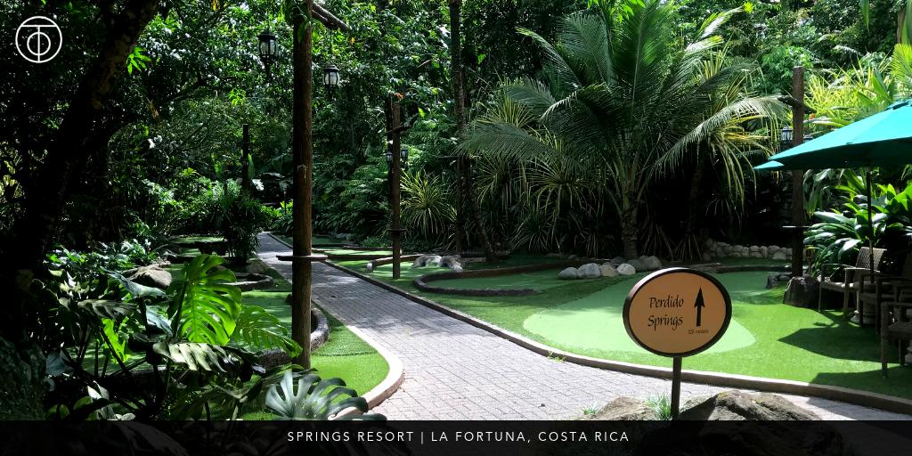 Arenal, Costa Rica: Springs Resort