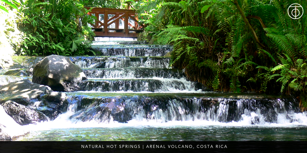 Arenal, Costa Rica: Volcanic Hot Springs