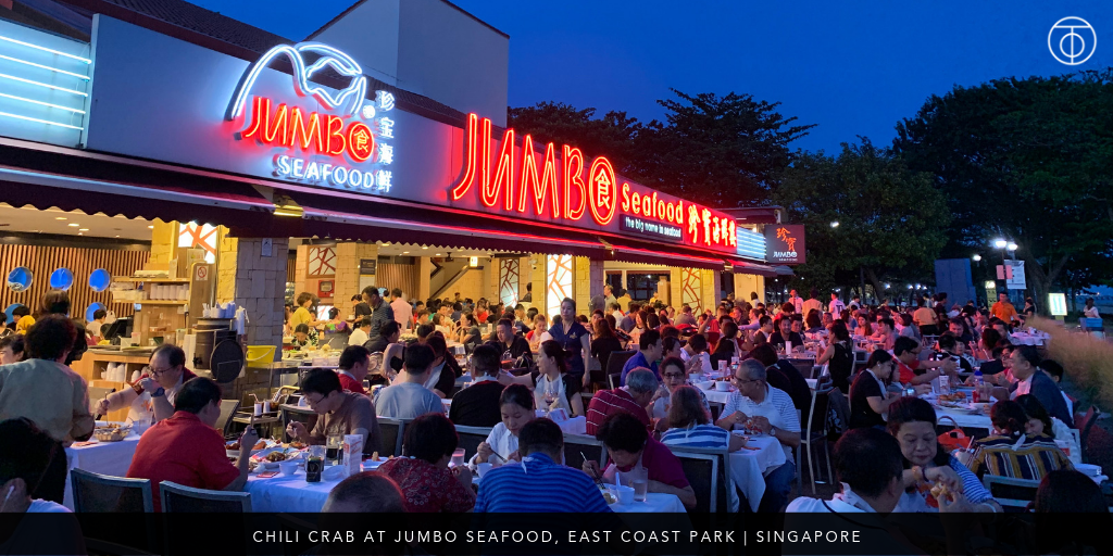Singapore: Chili Crab