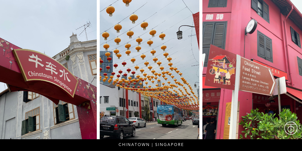 Singapore: Chinatown & Duxton Hill