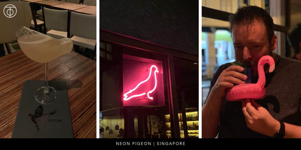Singapore_Neon Pigeon