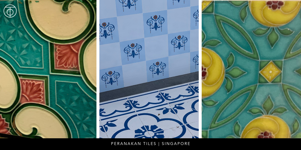 Singapore: Peranakan Tile