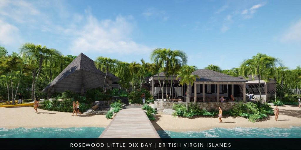 Virtuoso Week 2019: Rosewood Little Dix Bay
