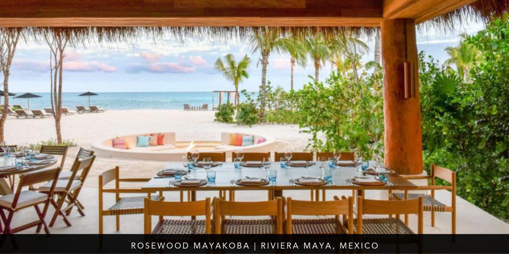 Virtuoso Week 2019: Rosewood Mayakoba