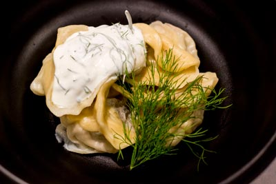 PELMENI – Veal or Chicken