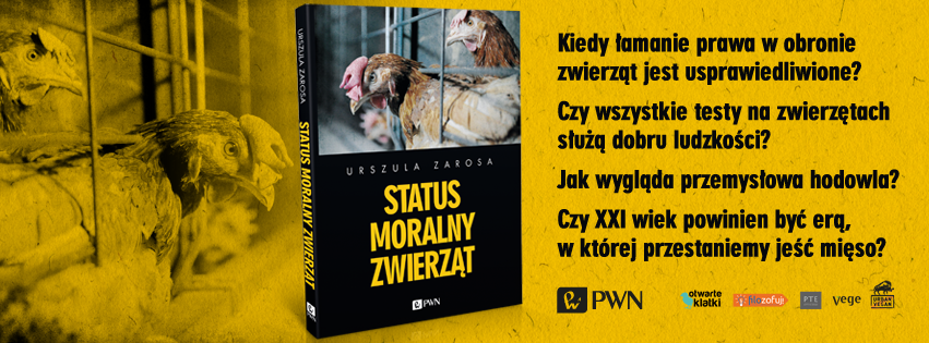 Status Moralny Zwierząt Ula Zarosa