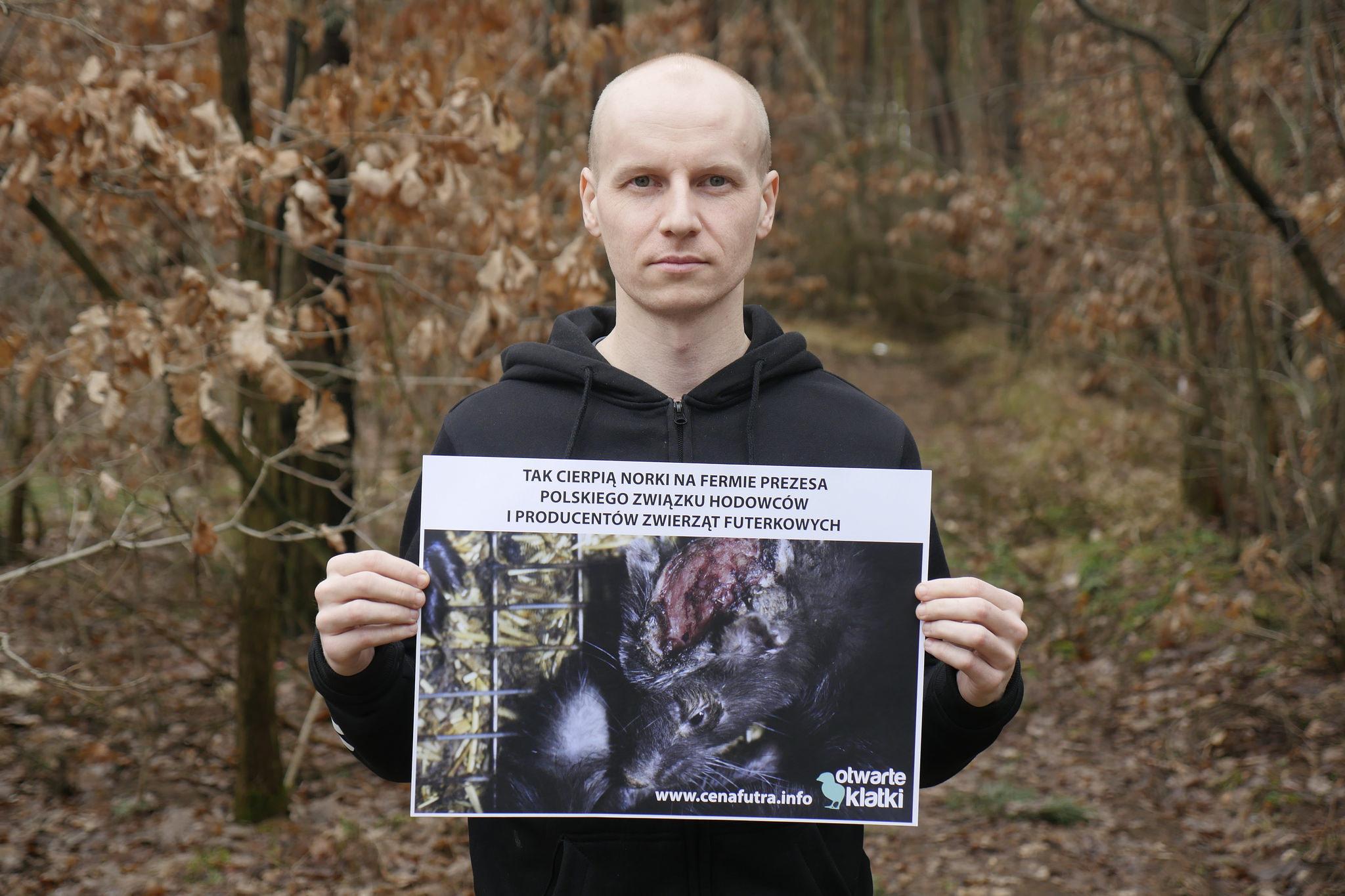 Aktywiści usłyszeli wyrok za ujawnienie okrucieństwa wobec zwierząt