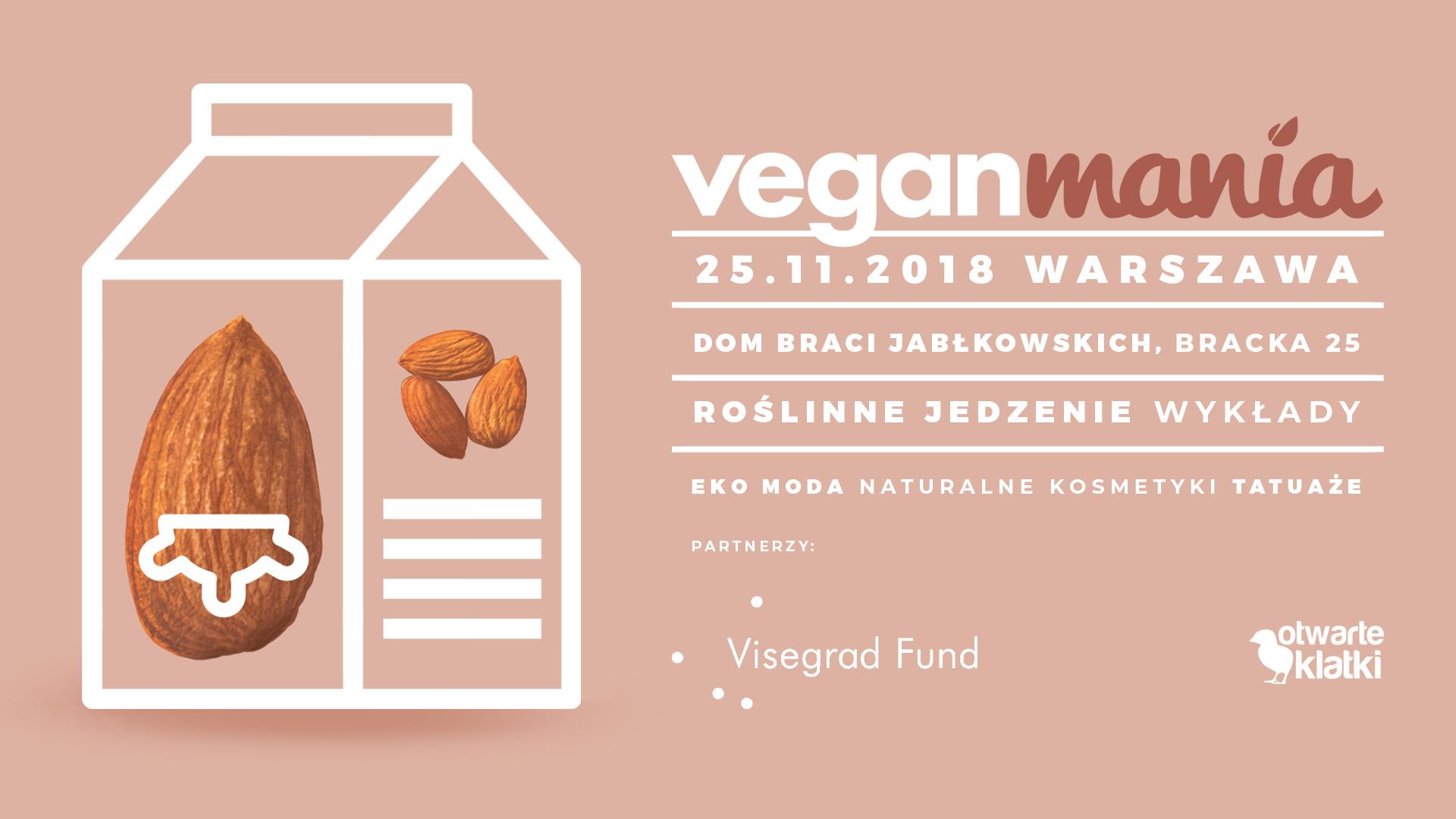 Festiwal Veganmania Warszawa
