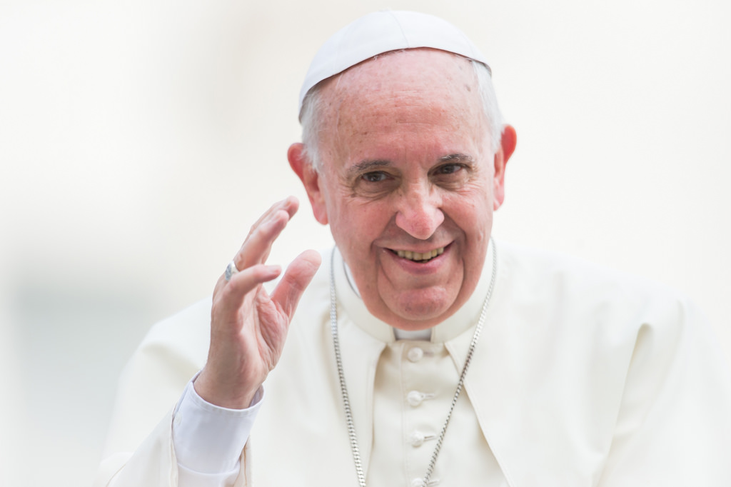 papież, Franciszek