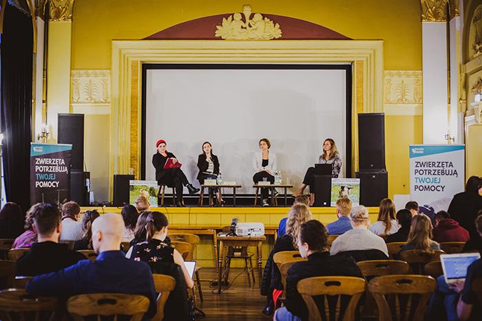 Debata przedwyborcza w Poznaniu