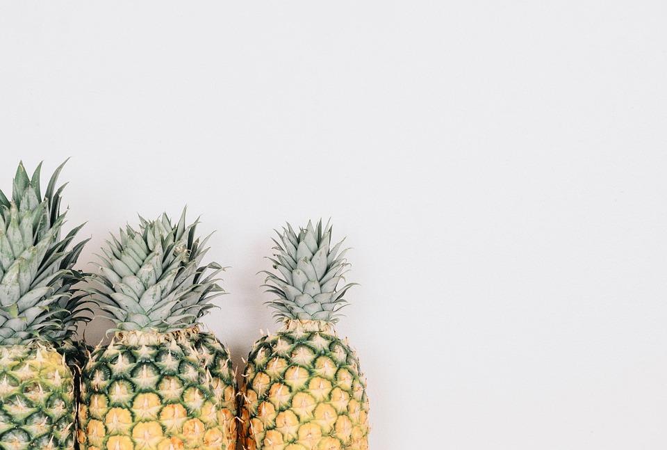 Skóra z ananasa