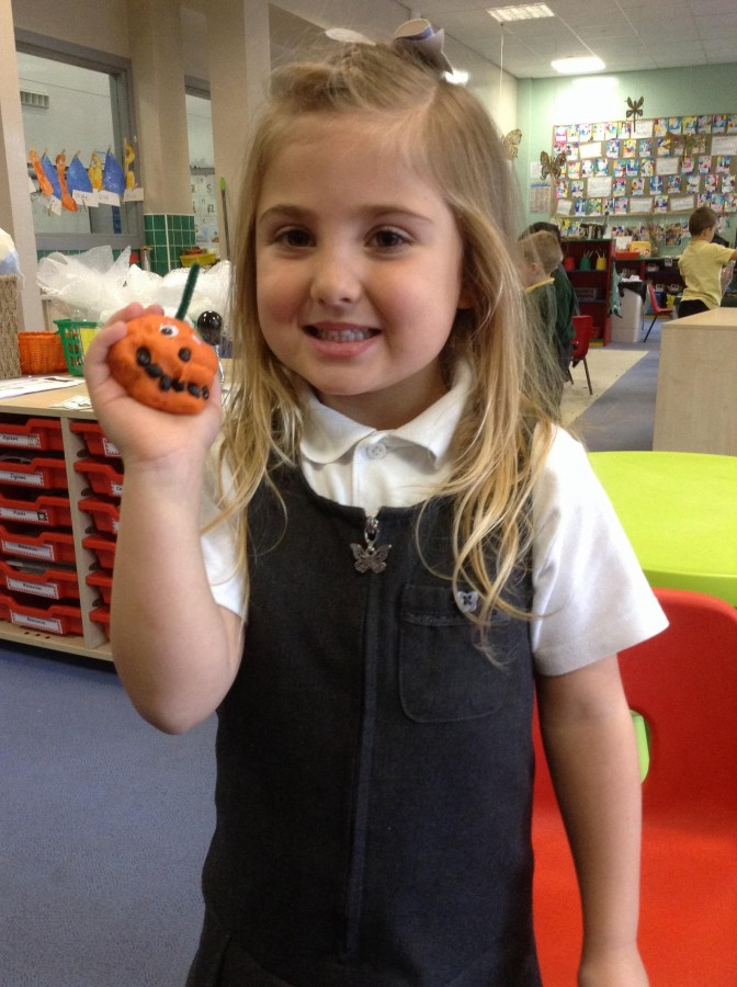 mixing potions making pumpkins and eating spooky spider cakes