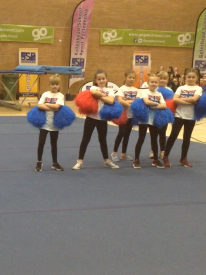 Gymnastic and Cheerleading Festival
