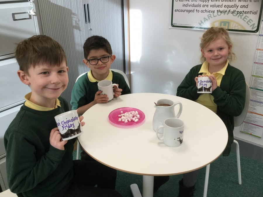 Hot Chocolate Friday – 2018/2019
