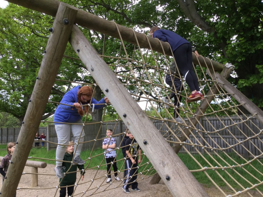 Onwards and Upwards (literally!) – Y6 Residential