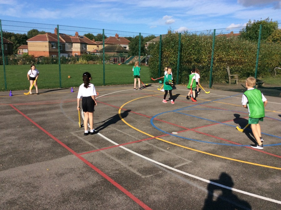 Year 4 Intra-School Hockey Tournament