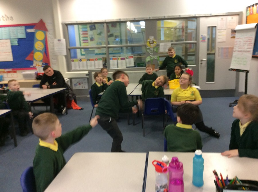 Year 3 discover the joys of communication.