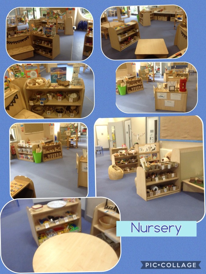 Nursery Refurbishment