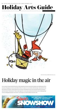 Holiday Arts Guide