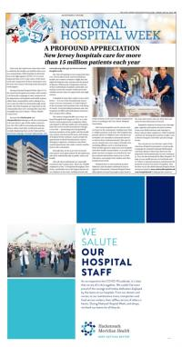 National Hospital Week