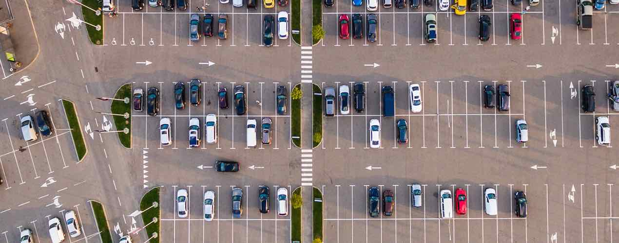 Automated Monitoring of Supermarket Parking Lots
