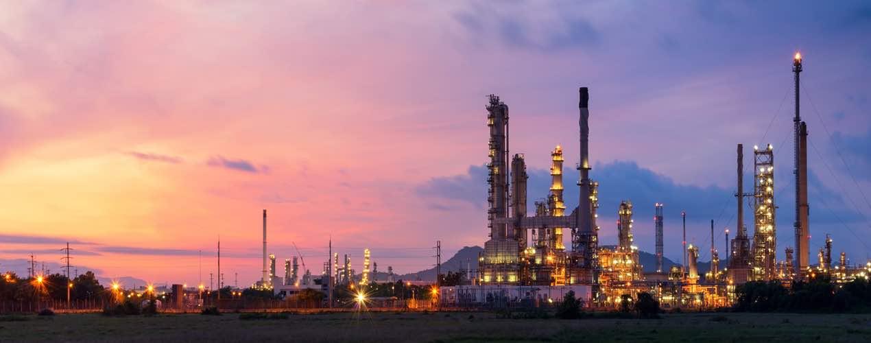 Monitoring Saudi Aramco Yanbu Refinery