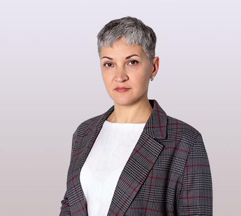 Nataliia Nefodova