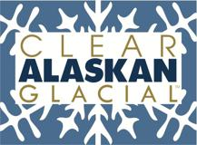 Clear Alaskan Glacial Water