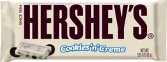 Hersheys Cookies & Creme