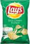 Lays Sour Cream & Onion