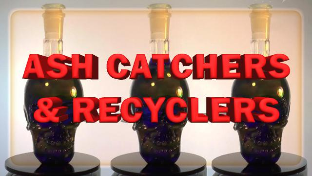 Ash Catchers and Recyclers
