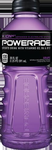 Powerade Grape