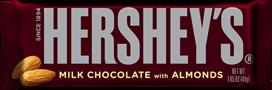 Hersheys Almond