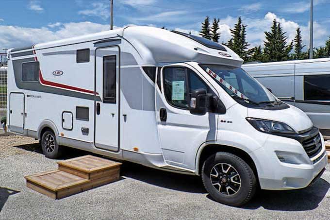 Camping-car LMC T742 COMFORT