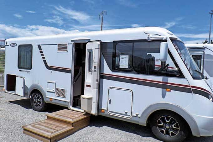 Camping-car LMC 605 CONFORT