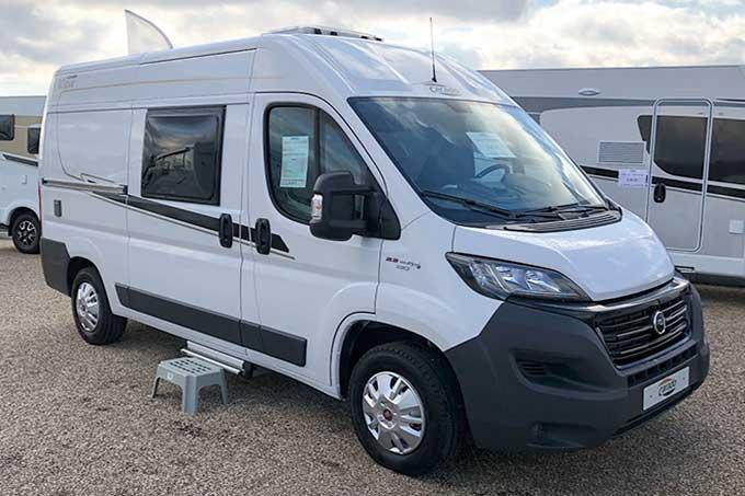 Camping-car CARADO 540
