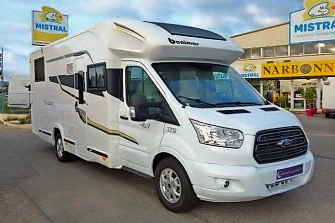 Camping-car BENIMAR 467