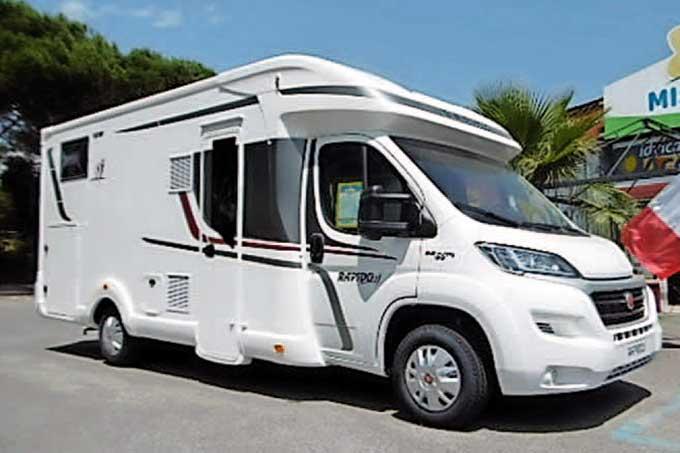Camping-car RAPIDO F,