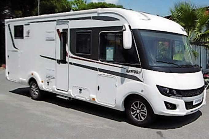 Camping-car BENIMAR 440 UP