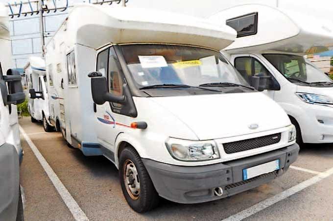 Camping-car STYLEVAN