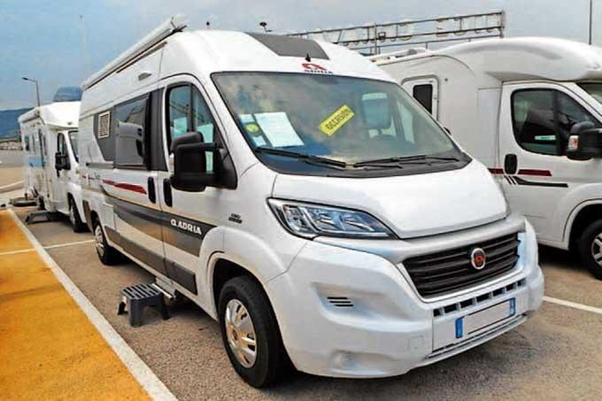 Camping-car ADRIA SPT,