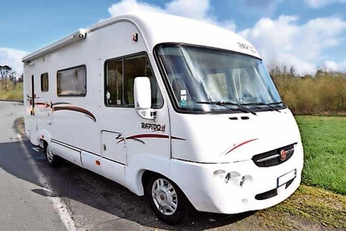 Camping-car RAPIDO DF