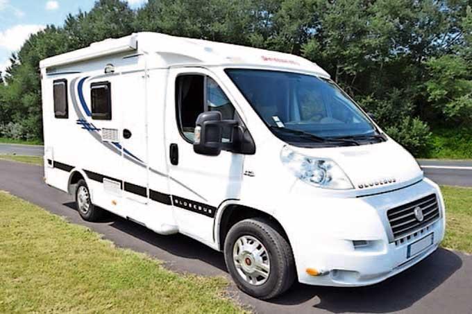 Camping-car MCLOUIS 264