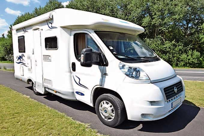 Camping-car CHAUSSON 04