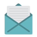 Image of an email