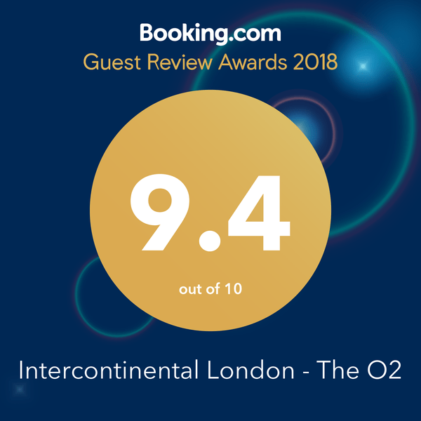 Home - InterContinental London-The O2