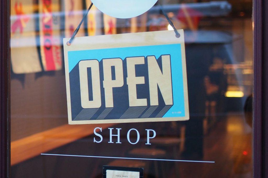 O crescimento das lojas virtuais